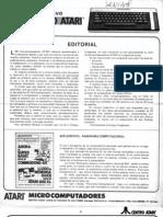 Boletin Informativo Centro Atari 01