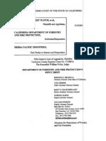 Ebbetts.appendix G_2007!02!01 CDF Reply Brief