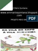 Da Vila do Sapo a Vila Nogueira