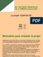 ProjetUnesco Descript HomepagePPT