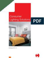 Consumer Lighting Catalogue