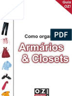 eBook Eb010 eBook Como Organizar Armarios e Closets 15