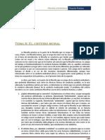 4.2.1.5 El Criterio Moral. Eticas Diversas
