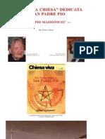 Tempio Satanico a Padre Pio