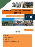 Anmol Technical Training Center Corporate Profile Final