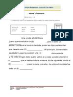 LEN2BUNI4N10CDL Leccion 19 Palabras Con Cc y x