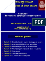 6 Sexualidad Etica Sexual Conyugal