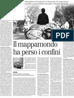 I «movimenti indisciplinati» dei migranti e le dinamiche di scomposizione delle nazioni - il Manifesto 04.04.2013