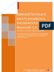 Bsc Balanced Scorecard La Baionnett