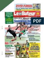 LE BUTEUR PDF du 198/03/2009