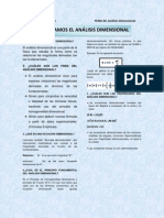 Tema 6.Analisis Dimensional