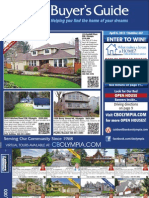 Coldwell Banker Olympia Real Estate Buyers Guide April 6th 2013