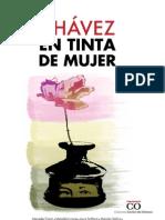 Chavez en Tinta de Mujer