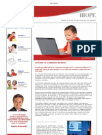 Giro Ibope_internet e Consumo Infantil