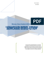 A Review of Michael Sean Harris & DeVices - Armchair Rebel-Ution