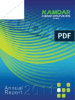 KAMDAR AnnualReport2011 (2.1MB)