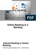 Online Banking ( Version Without Pictures )