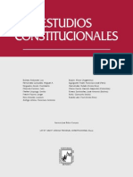 Revista Estudios Constitucionales 2004