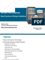 Nexus7000 vPC Best Practices and Design External