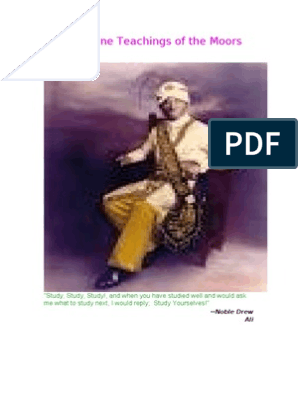 Moorish Science of Salvation True   Moors   Spain