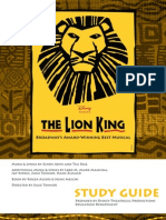The Lion King Study Guide