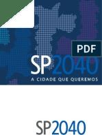 Plano Diretor de SP 2040