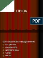 KULIAH LIPIDA