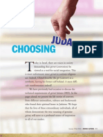 Choosing Judaism