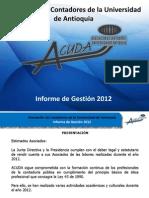 Asamblea General 2013 Acuda