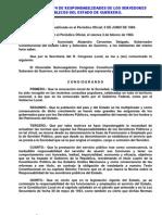 Ley número 674 de responsabilidades de los servidores públicos del estado de guerrero
