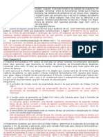 Caderno de Exercicio Civil 2013