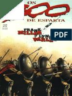 frank miller e lynn varley - os 300 de esparta - completo-5 partes