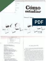 43649180 Como Estudiar Thomas F Staton
