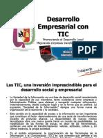 Desarrollo Empresarial Con TIC Caso Municipalidad Decajamarca