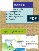 Topic on Hydrology Revision)