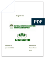 Report on NABARD