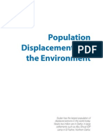 Darfur_displacement and Environment