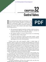 32 Control Valves