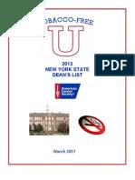 Final 2013 NYS Deans List-1