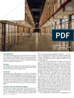 Traumatic Brain Injury Among Prisoners