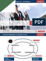 Proyecto Bosch Advantage Line Para Instaladores 1-11-12