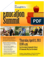 McLaughlin.4.3.13.Education Summit Flier