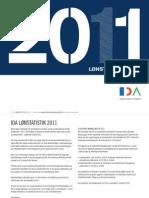 IDA Lønstatistik 2011 Viden der styrker