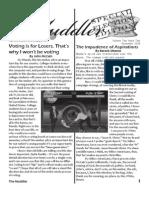 The Muddler - November 08