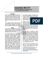 Assembly Bill 271 Fact Sheet