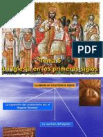 La Iglesia en Los Primeros Siglos