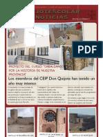 Quijotescolar Noticias (Ed. 6)