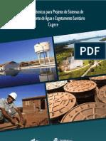 Caderno de Normas Tecnicas Para Projetos SAA e SES - CAGECE