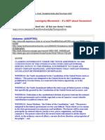 10th Amendment State Sovereignty Movement - Legislation Per State