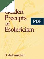 88493298 Golden Precepts of Esotericism